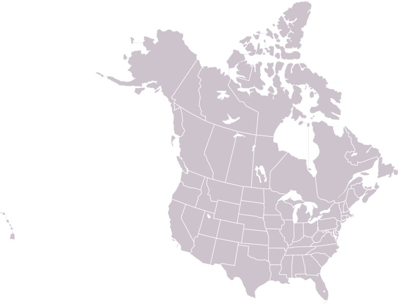 Maps Canada Usa Map United States - Canada and usa map
